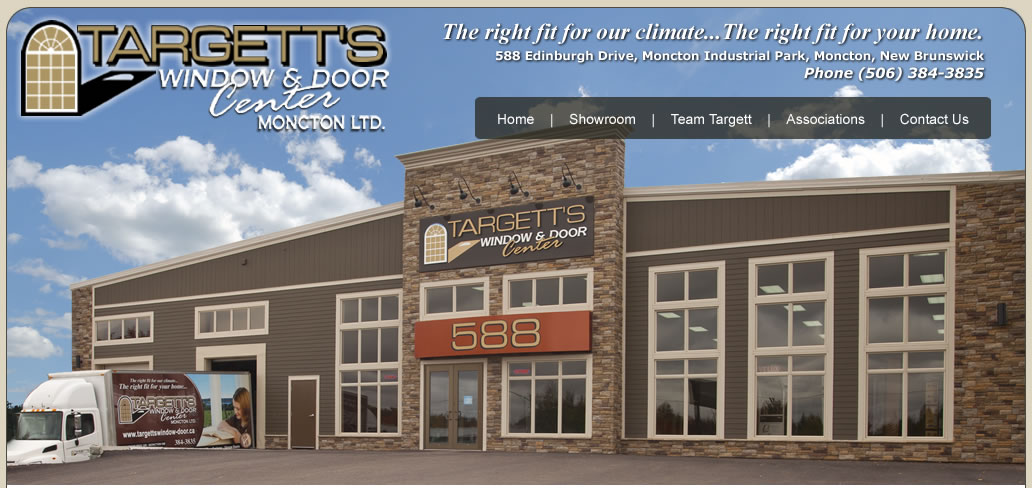 Targett's Window & Door Center Moncton Ltd